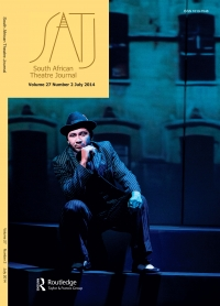 SouthAfricanTheatreJournal